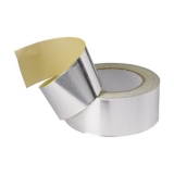 YBS General Purpose Foil Tape - 75mm x 50m